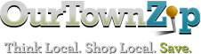 Our Town Zip - Think Local, Shop Local and Save